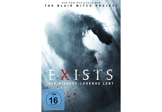 Exists - Die Bigfoot-Legende lebt! [DVD]