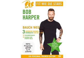 Fit For Fun - Fit wie die Stars - Bob Harper - (DVD)