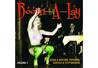 VARIOUS - Boom-A-Lay / Exotic Blues & Rhythm 07 - (Vinyl)