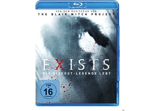 Exists - Die Bigfoot-Legende lebt! [Blu-ray]