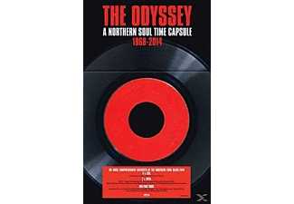 Various - The Odyssey: A Northern Soul Time Capsule (Boxset) [CD + DVD]