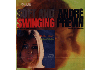 André & His Orchestra Previn - Andre Previn In Hollywood & Soft And Swining [CD]