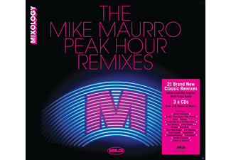 VARIOUS - THE MIKE MAURRO PEAK-HOUR REMIXES - (CD)