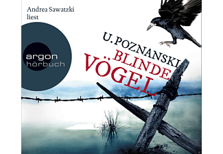Andrea Sawatzki - Blinde Vögel - (CD)
