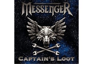 The Messenger - Captain's Loot (Ltd.Gatefold) [Vinyl Lp] - (Vinyl)