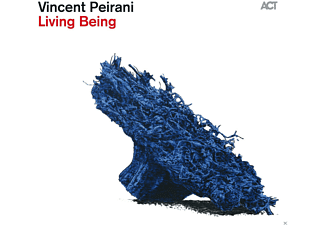 Vincent Peirani - Living Being - (CD)