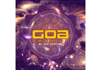 VARIOUS - Goa Session By Ace Ventura - (CD)