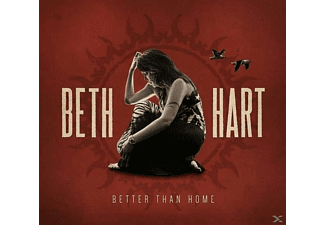 Beth Hart - Better Than Home | CD