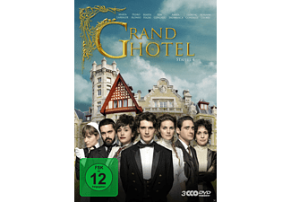 Grand Hotel - Staffel 4 - (DVD)