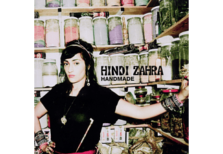 Hindi Zahra - Handmade [CD EXTRA/Enhanced]