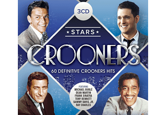 VARIOUS, Michael Bublé, Frank Sinatra, Tony Bennett, Dean Martin, Ray Charles, Nat King Cole, Sammy Davis Jr. - Stars - C Rooners - 60 Definitive Crooners Hits [CD]