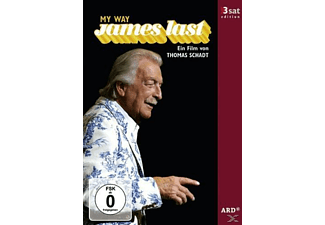 James Last;Prof. Thomas Schadt - My Way - (DVD)