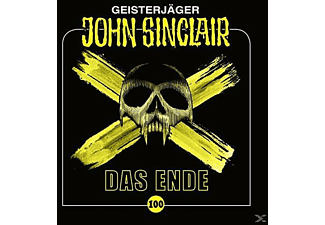 John Sinclair 100: Das Ende (Regular Edition) - 2 CD - Horror