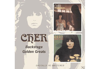 Cher - Backstage/The Golden Hits Of Cher - (CD)
