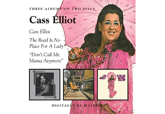 Cass Elliot - Cass Elliot, The Road Is No Place For A Lady, Don't Call Me - (CD)
