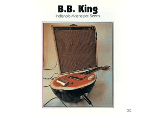 B.B. King - Indianole  Mississippi Seeds - (CD)