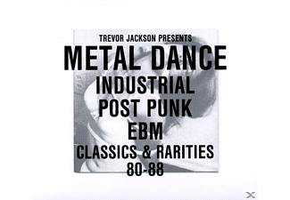 Trevor Jackson - Trevor Jackson Presents Metal Dance - (CD)