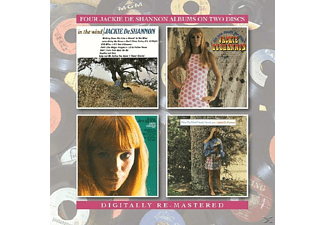 Jackie DeShannon - In The Wind/Are You Ready For This?/New Image - (CD)