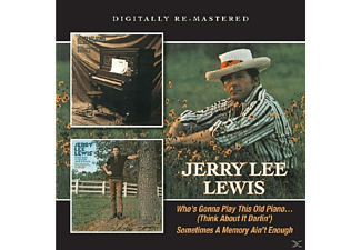 Jerry Lee Lewis - Who's Gonna Play This Old Piano/Sometimes A Memory - (CD)