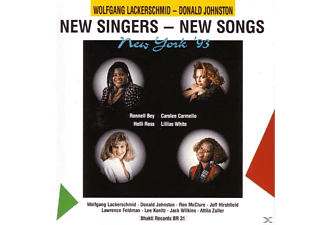 VARIOUS - New Singers-New Songs  93 - (CD)
