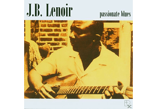 J.B. Lenoir - Passionata Blues [CD]