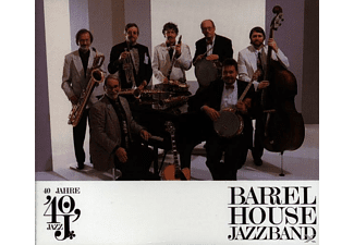 Barrelhouse Jazzb - 40 Jahre Barrelhouse Jazzband - (CD)