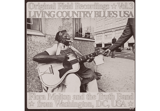 Flora & The Truth Band Molton - Living Country Blues Usa - Vol.03 [CD]