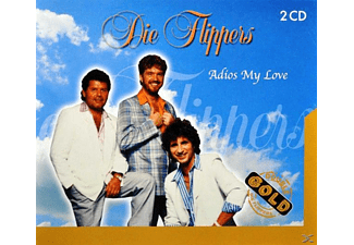 Die Flippers - Adios My Love - (CD)