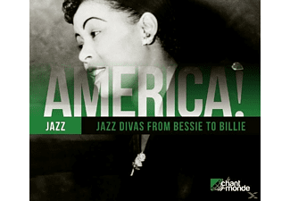 VARIOUS - America! Vol.13-Jazz Divas From Bessie - (CD)