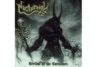 Nocturnal - Arrival Of The Carnivore - (CD)
