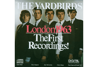 The Yardbirds - London 63-The First Recordings [CD]