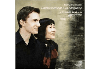 Alexandre Tharaud - Divertissement A La Hongroise/+ - (CD)