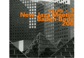 Trio 3 - Trio X 3-New Jazz Meeting BB 2002 - (CD)