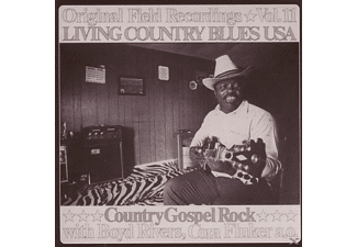 Various-Orig.Field Recordings - Living Country Blues Usa-Vol.11 [CD]