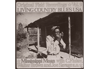 Mississippi Moan - Living Country Blues Usa-Vol.09 [CD]