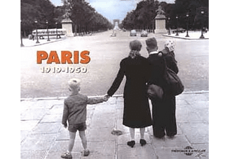 Various - Paris 1919-1950 - (CD)
