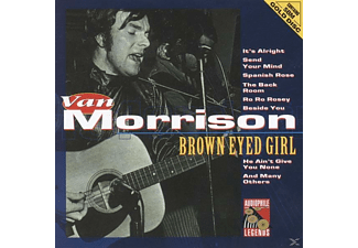 Van Morrison - Brown Eyed Girl - (CD)