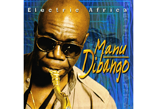 Manu Dibango - Electric Africa - (CD)