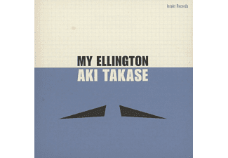 Aki Takase - My Ellington - (CD)