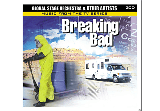 Global Stage Orchestra, VARIOUS - Breaking Bad - (CD)