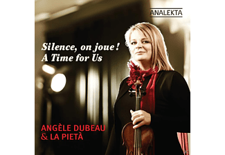 Angele Dubeau, Ensemble La Pietà - Silence on joue! A Time for Us - (CD)