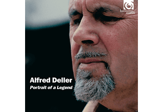 VARIOUS - Alfred Deller: Portrait Of A Legend - (CD)