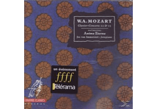 Anima Eterna - Clavier-Concerte 22 & 23 - (CD)