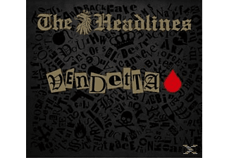 Headlines - Vendetta - (CD)