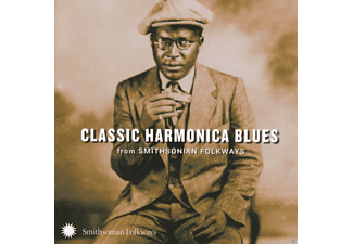 VARIOUS - Classic Harmonica Blues - (CD)