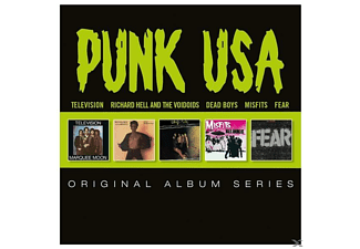 Punk Usa - Original Album Series - (CD)