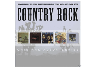 Rock-country - Original Album Series - (CD)