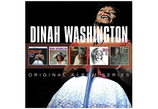 Dinah Washington - Original Album Series - (CD)
