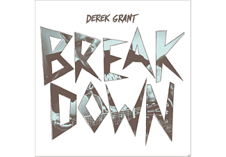 Derek Grant - Breakdown - (CD)