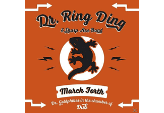 Dr.Ring Ding, Sharp Axe Band - March Forth (Lim.Ed.) - (Vinyl)